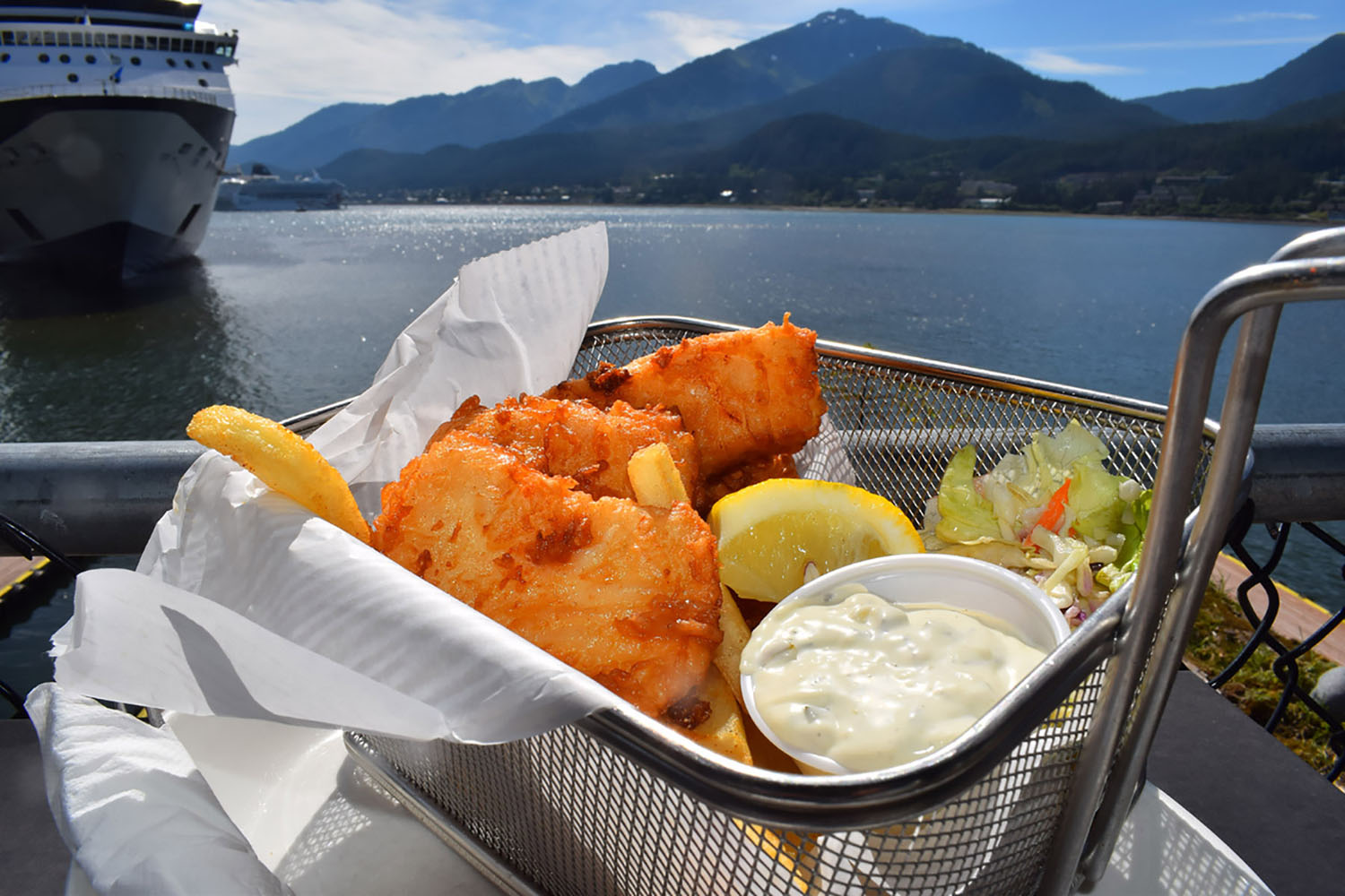 Where to eat the best seafood in Alaska