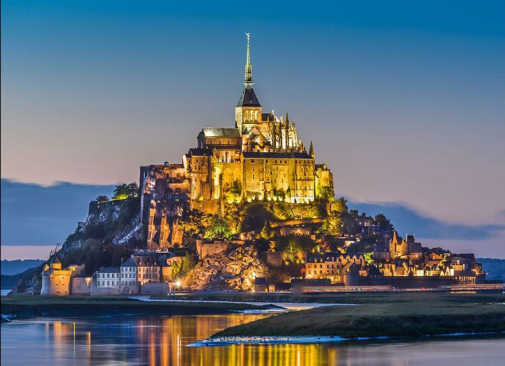 Mont Saint Michel with Lunch