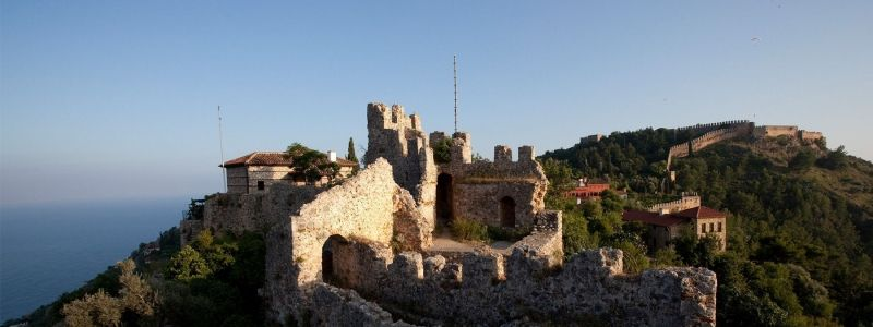 Alanya Castle
