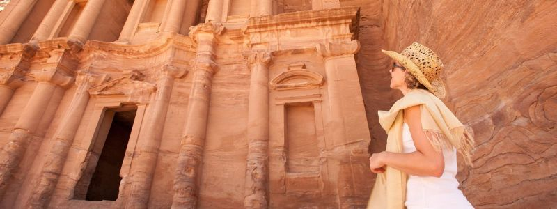 Petra, The Rose Red Desert City