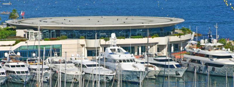 yachts parked beside building in cannes france