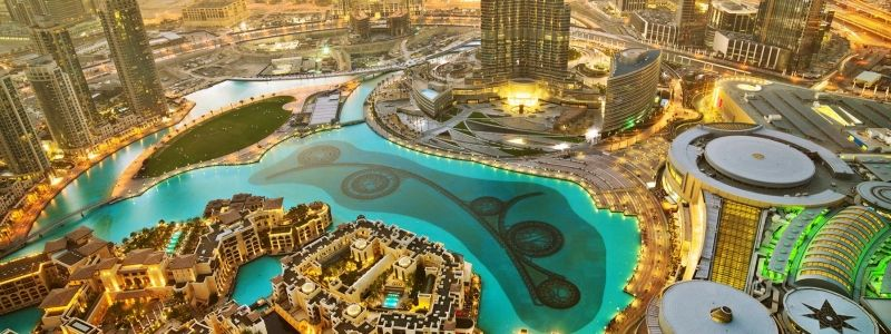 Wonders of Dubai with Visit to the Top