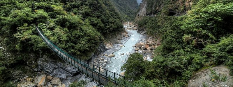 Full Day Taroko Gorge Tour