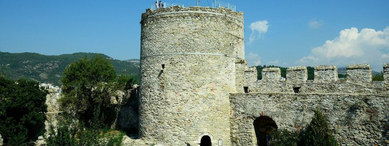 CASTLE OF KAVALA