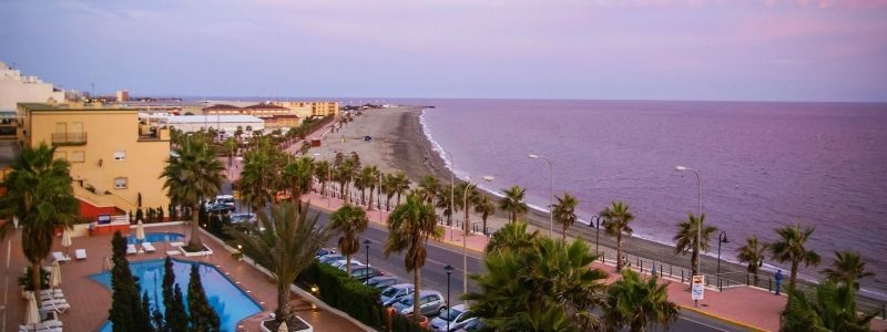 BEACHES OF MOTRIL