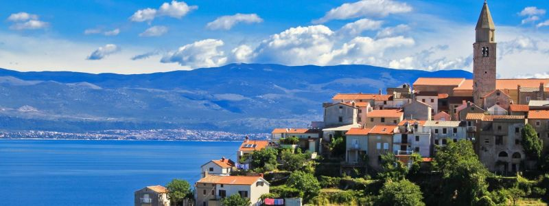 Town of Moscenice & Charming Opatija