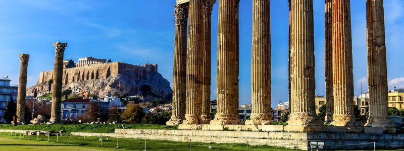 Athens Sightseeing &Acropolis With City Center Transfer