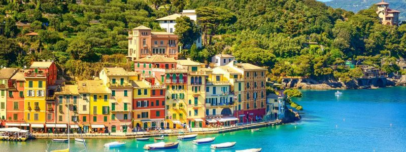 The Three Pearls Of Paradise Gulf—portofino, Rapallo & Sta. Margherita