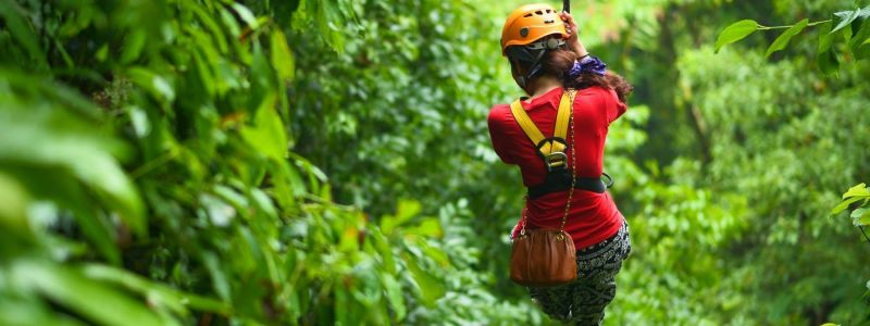DA FLYING FROG CANOPY TOUR