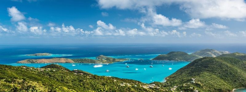 Virgin Gorda Land & Sea Tour