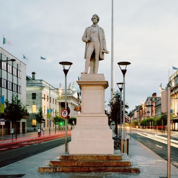 PARNELL SQUARE AND WRITER'S MUSEUM