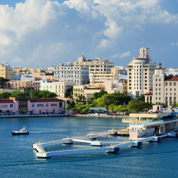 Old and New San Juan City Tour with Airport Transfer