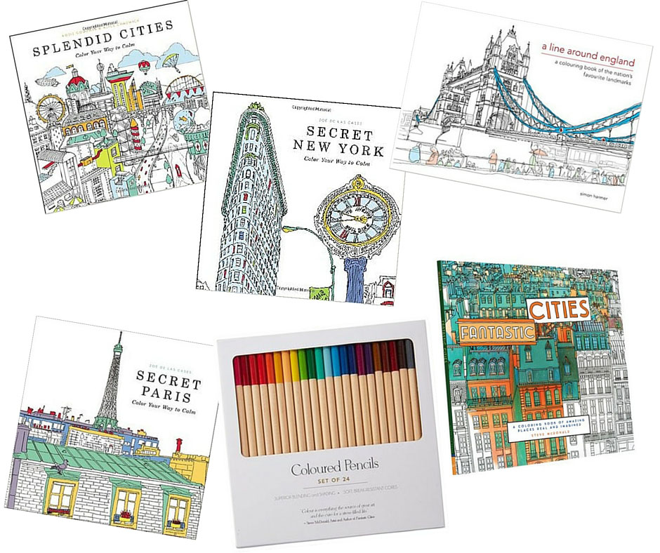 This Gift Is Perfect For A Travel Lover With An Artistic Side You May Have Seen These Coloring