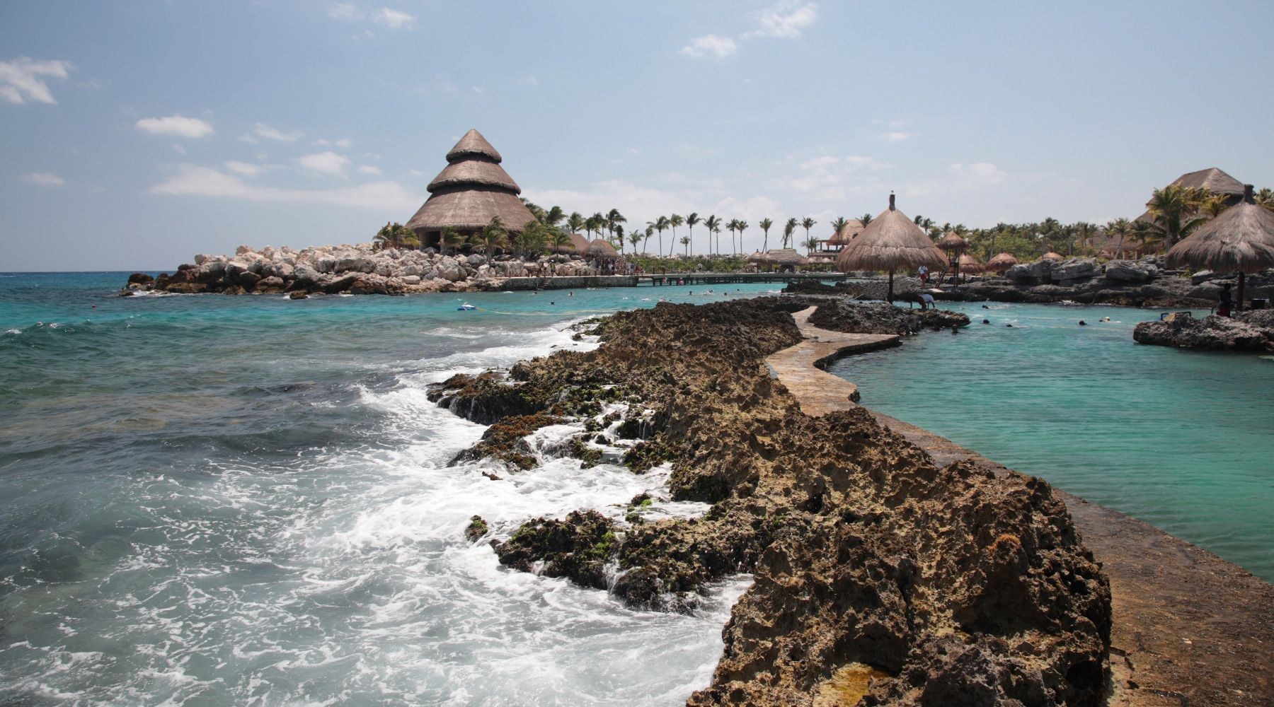 Located just off the coast of the Yucatan Peninsula, Cozumel is a laid-back Caribbean jewel of an island, where everything revolves around its warm blue waters.