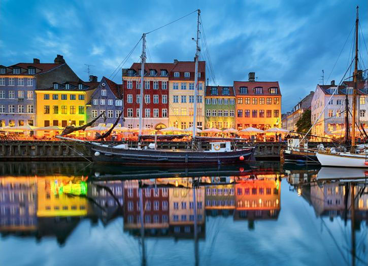 Copenhagen Evening Canal Cruise
