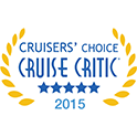 Cruise Critic Cruiser's Choice