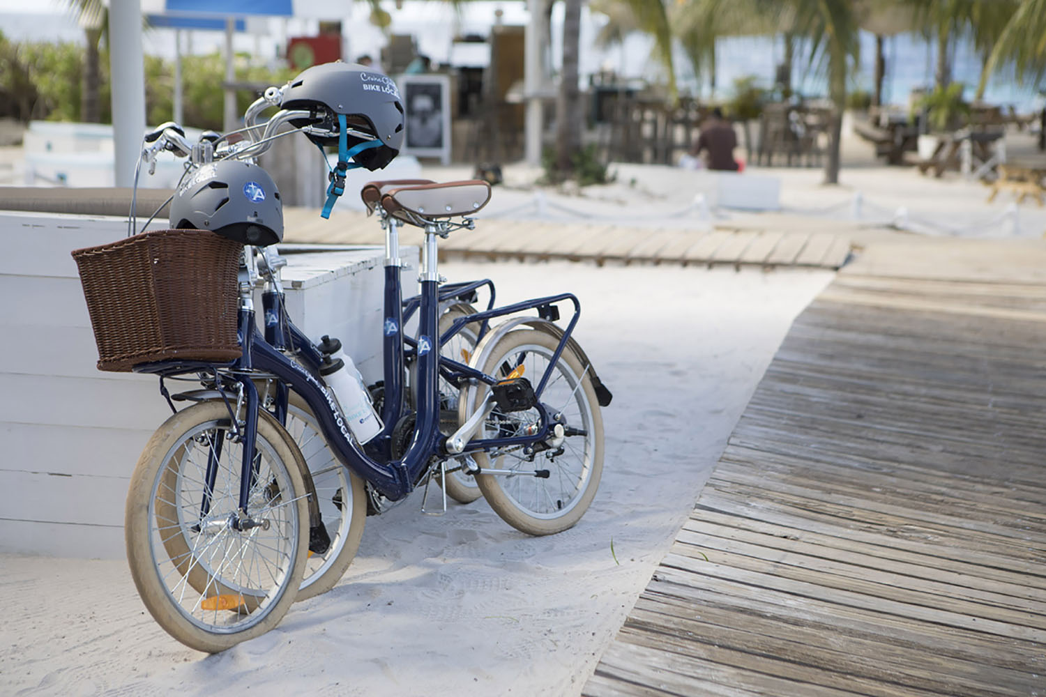 Bike local when you cruise with Azamara.