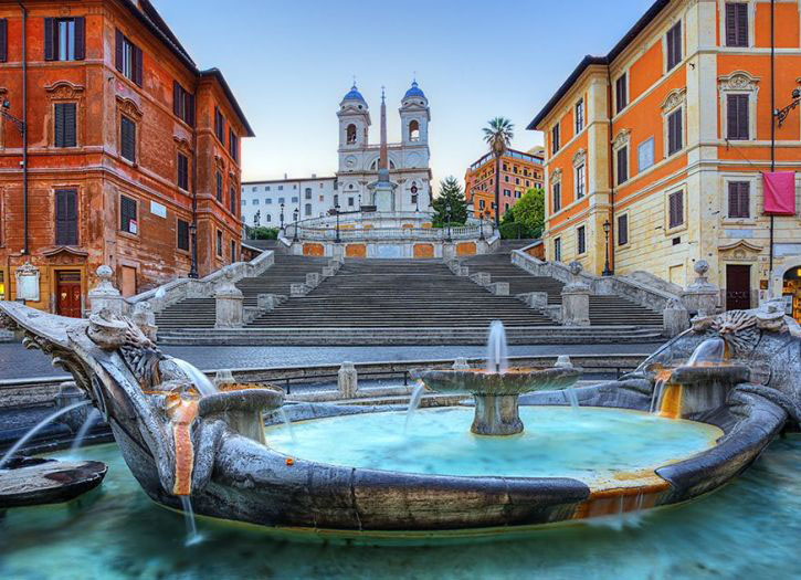 Elite Rome: Vatican Museum, Spanish Steps & Colosseum