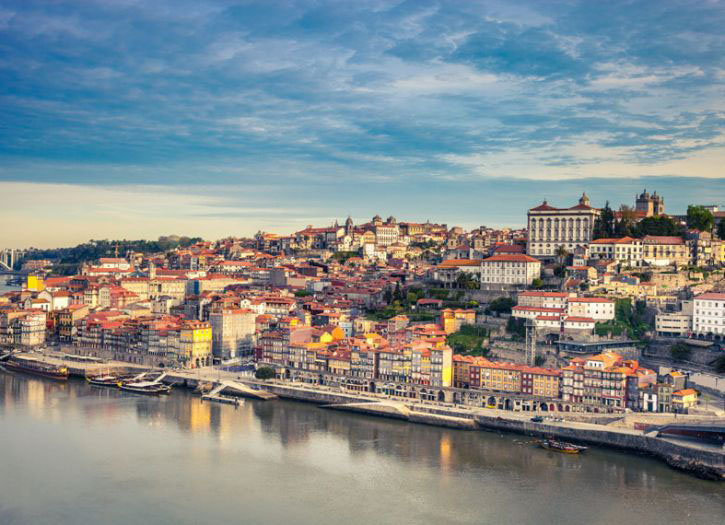 Oporto Tour, River Cruise and Wine Tasting