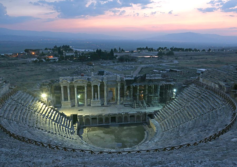 AzAmazing Evening - Ephesus: Back to Roman Times