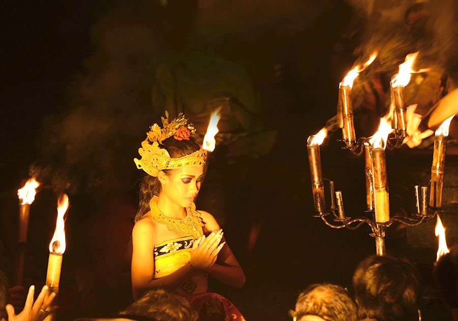 AzAmazing Evening - Bali Vaganza A Cultural Night Celebration