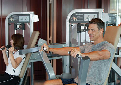 Fitness Center and Personal Training