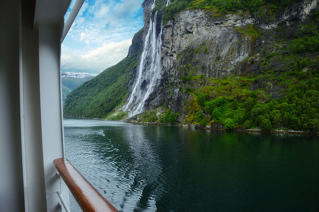 The best way to see Norway is aboard Azamara.