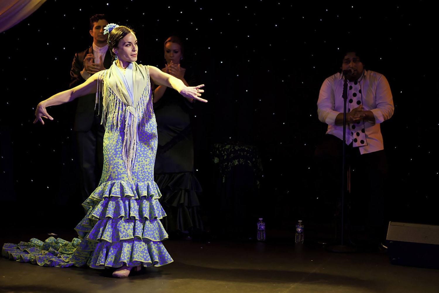 When in Spain, lose yourself in the stomping heels, sensual moves, and masterful guitar of a Spanish Flamenco performance.