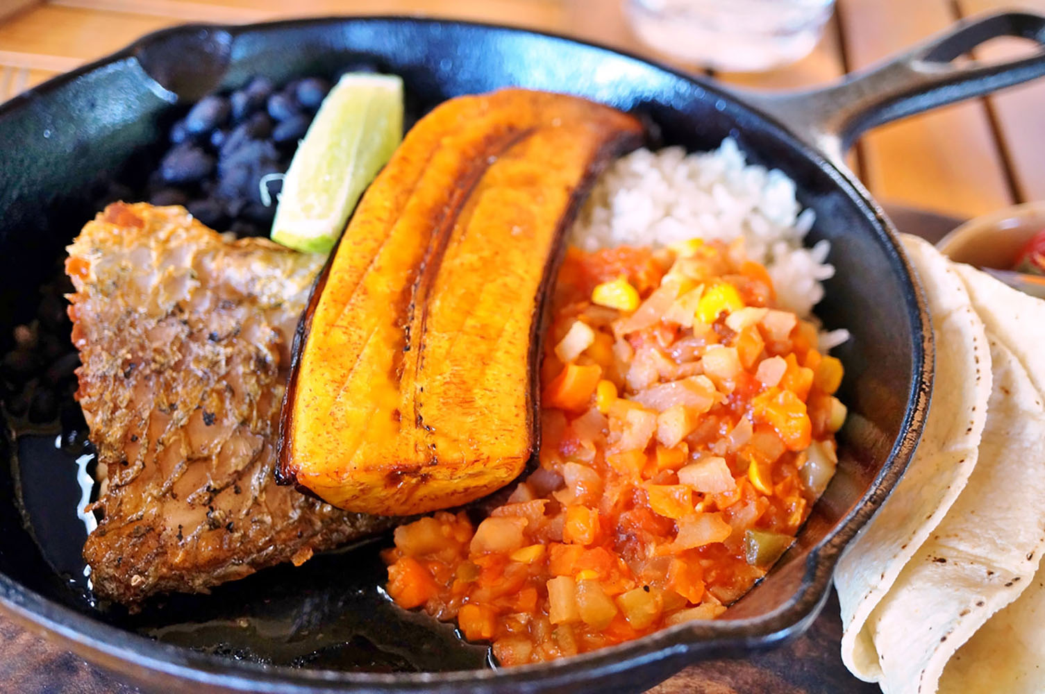 Central America is a must for foodies!