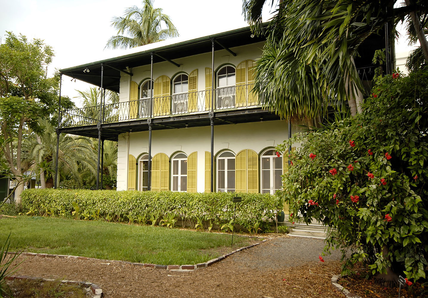 Ernest Hemingway House, Key West, Florida