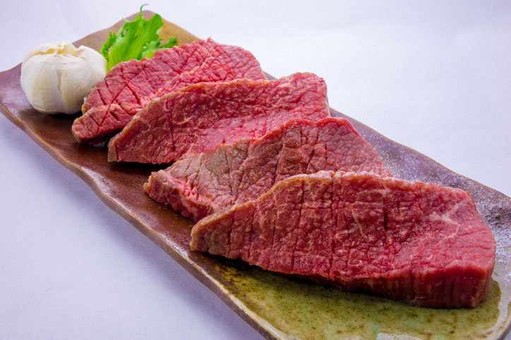 Fillet of Saga cow