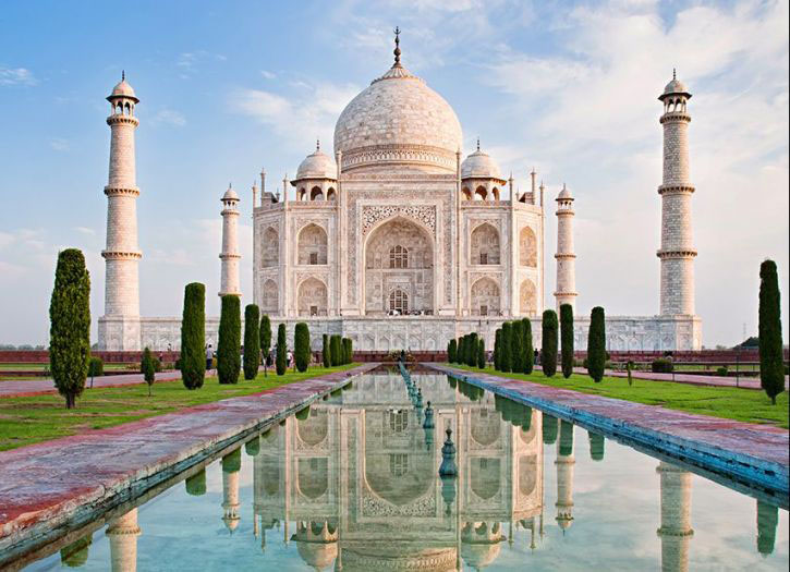 UNESCO Taj Mahal Overnight 3 Day / 2 Night