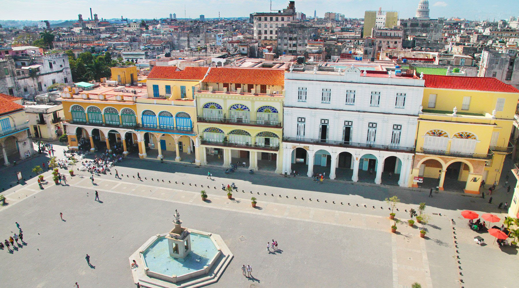 10-NIGHT CUBA INTENSIVE VOYAGE