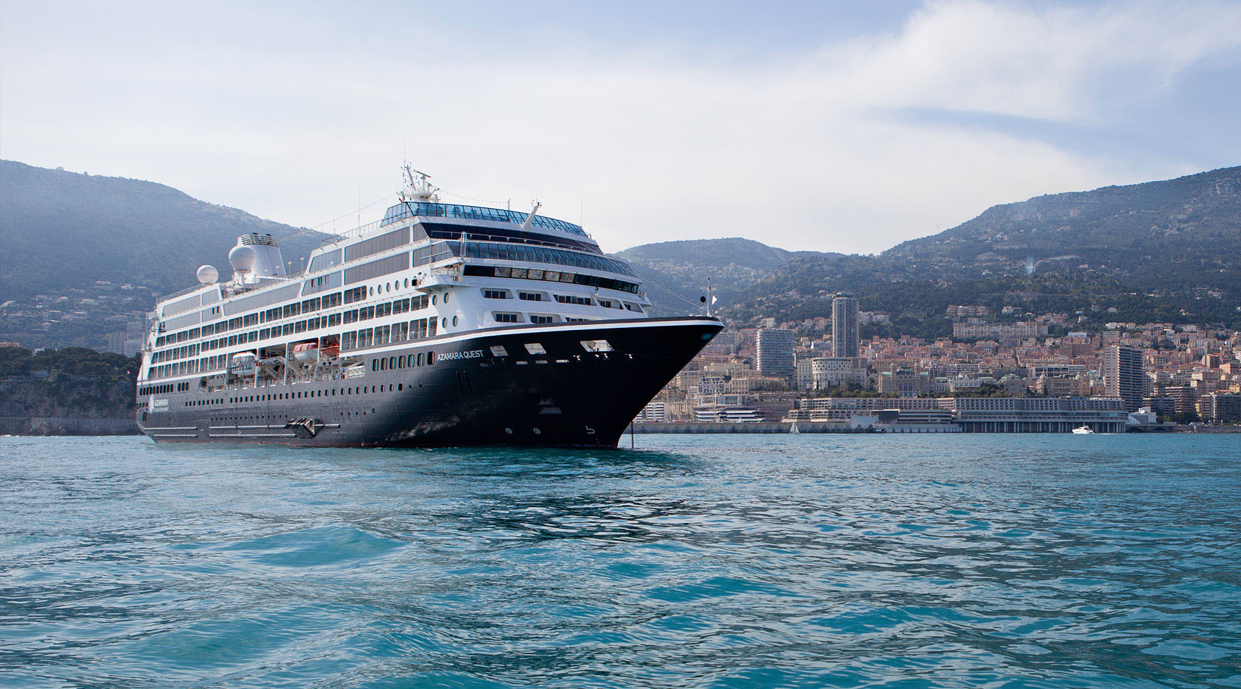 Our Ships  Azamara Club Cruises
