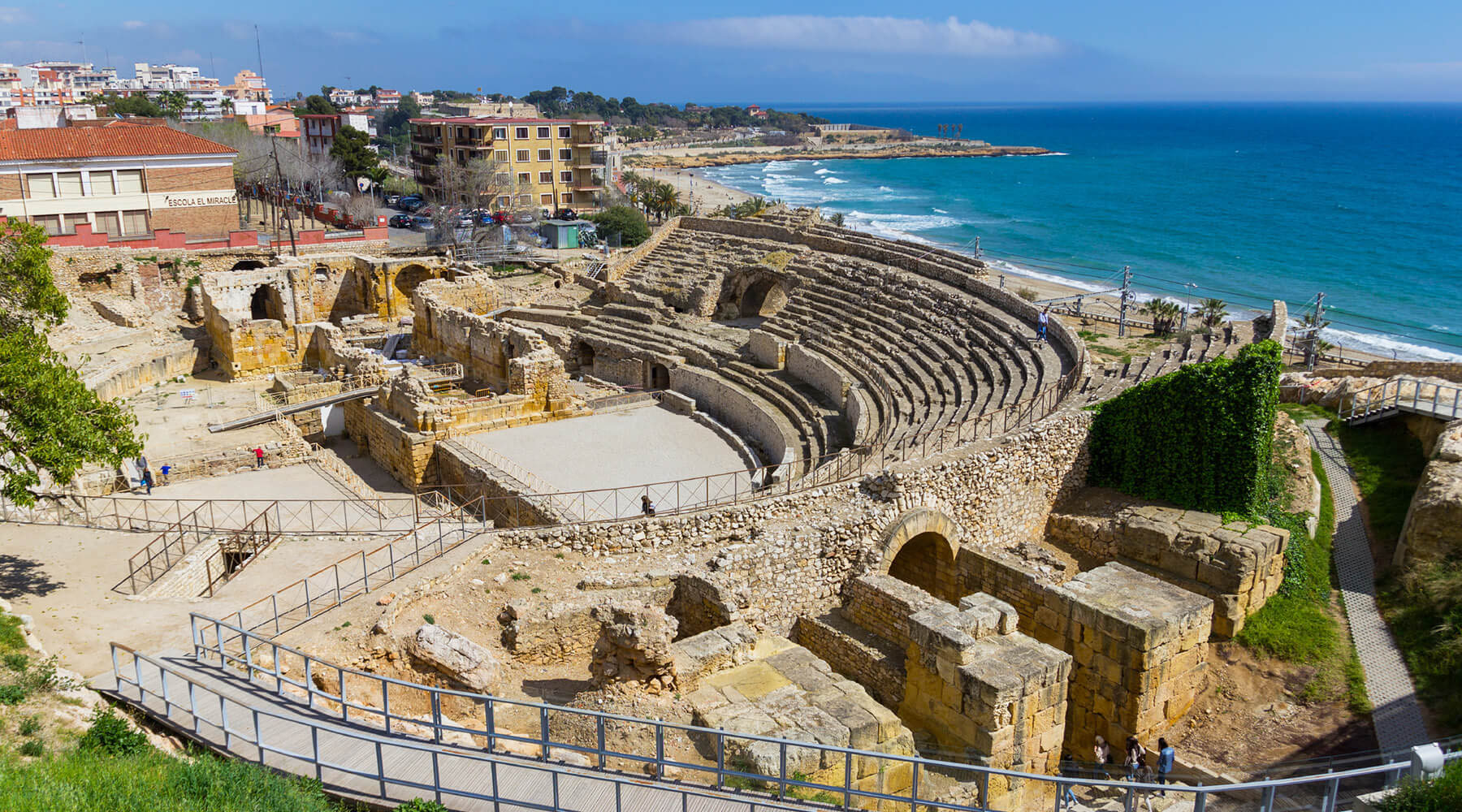 Luxury Cruises To Tarragona, Spain