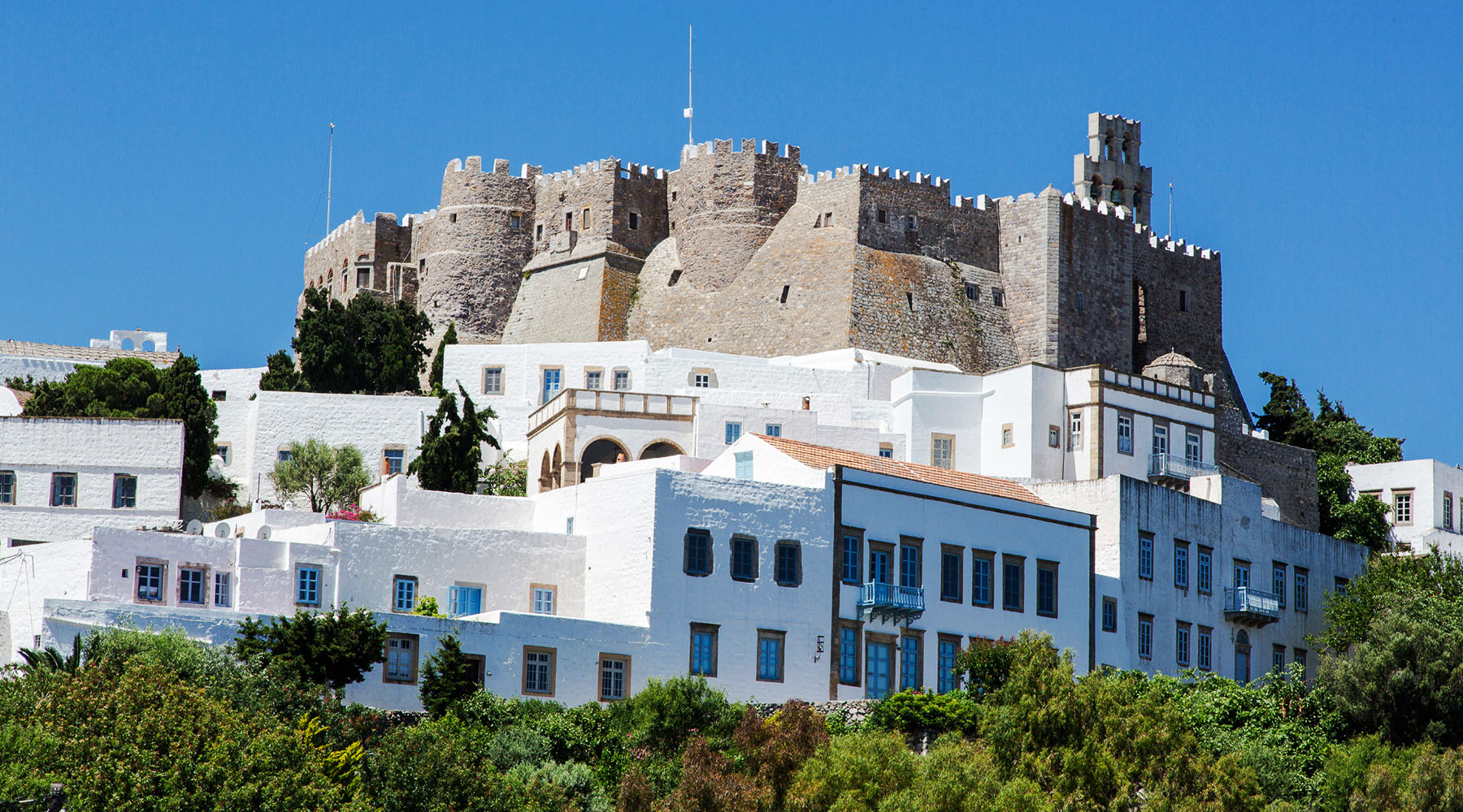 Immersing our Senses in Patmos, Greece