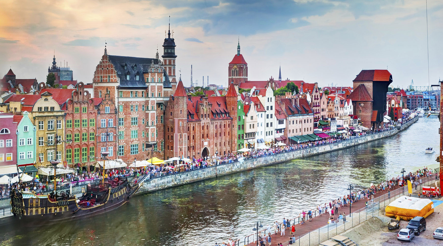 With a growing talent pool & interest in tech among youth, Poland is cementing itself as an IT hub