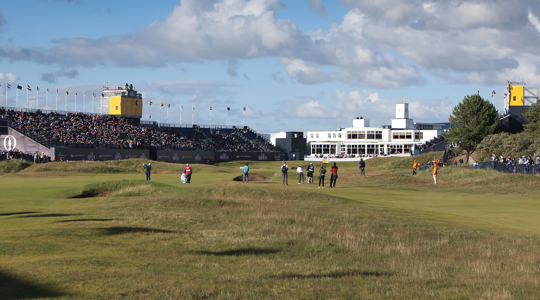 2022 British Isles Golf Cruise & The 150th Open at St Andrews