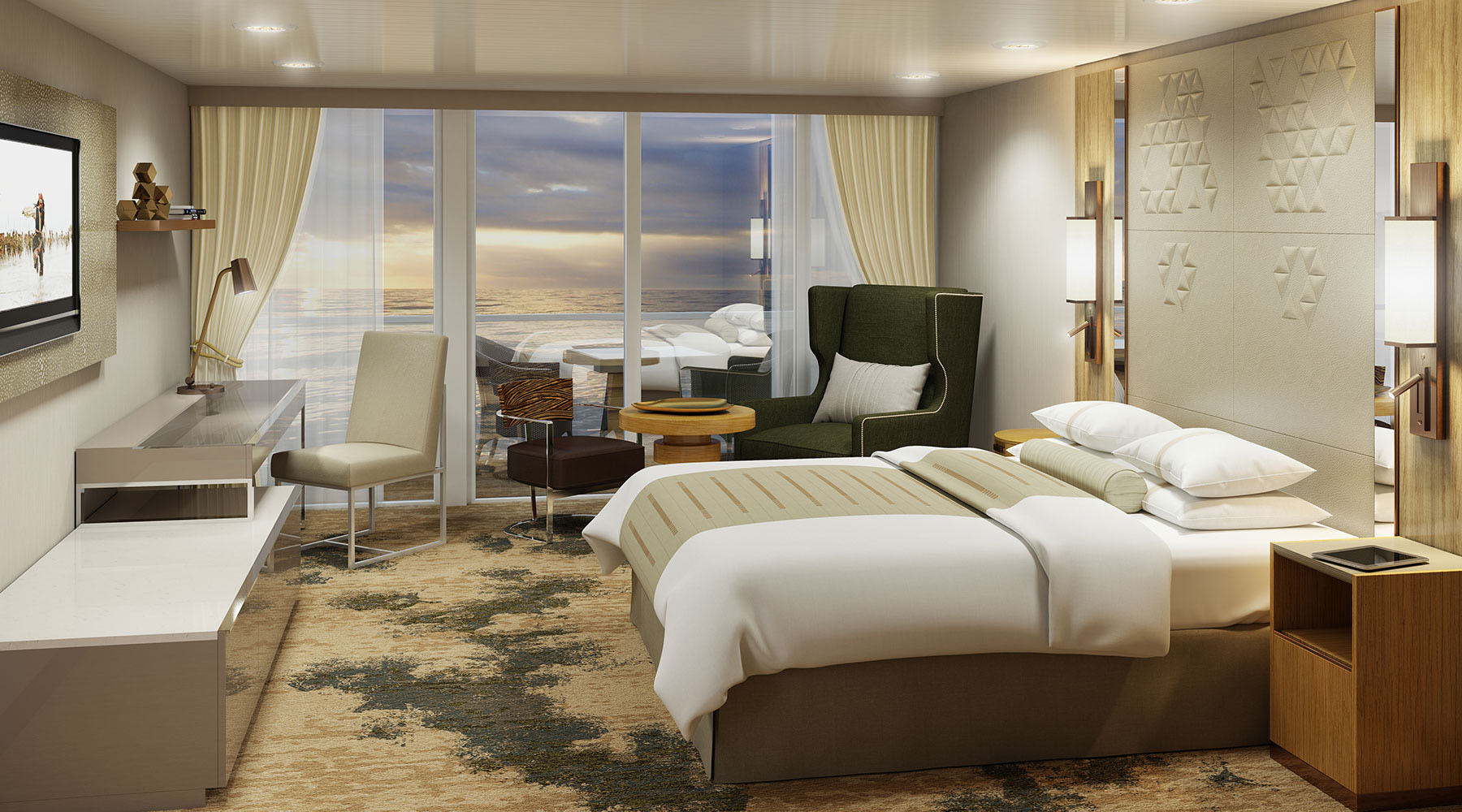 Reimagine Azamara - See The Renderings!