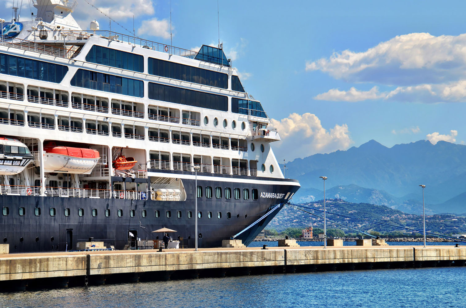 Four Ways I Was Surprised By My First Azamara®