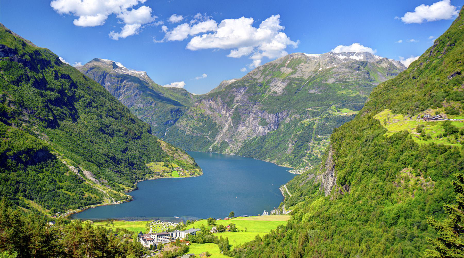 15 Photos That Prove Northern Europe Is Summer's Hottest Destination