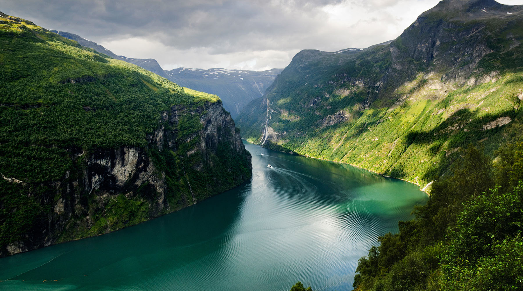Geiranger - the Best Fjord in Norway