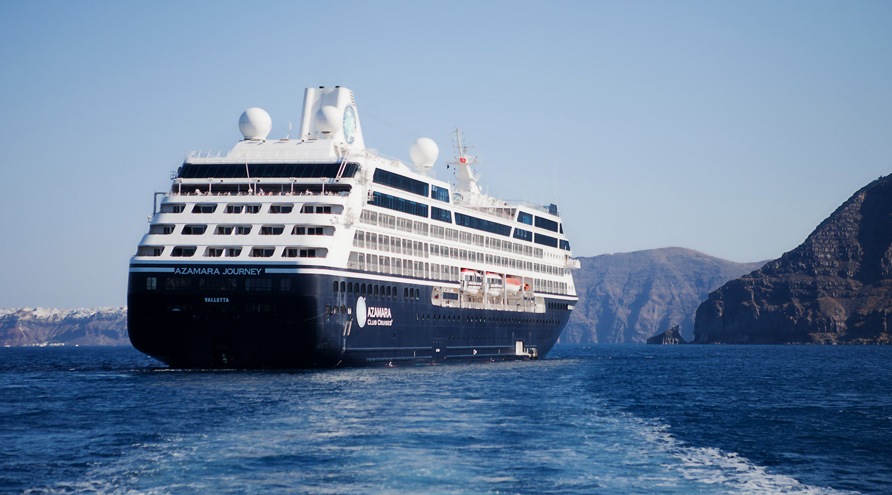 Aboard The Azamara Journey - Part Three