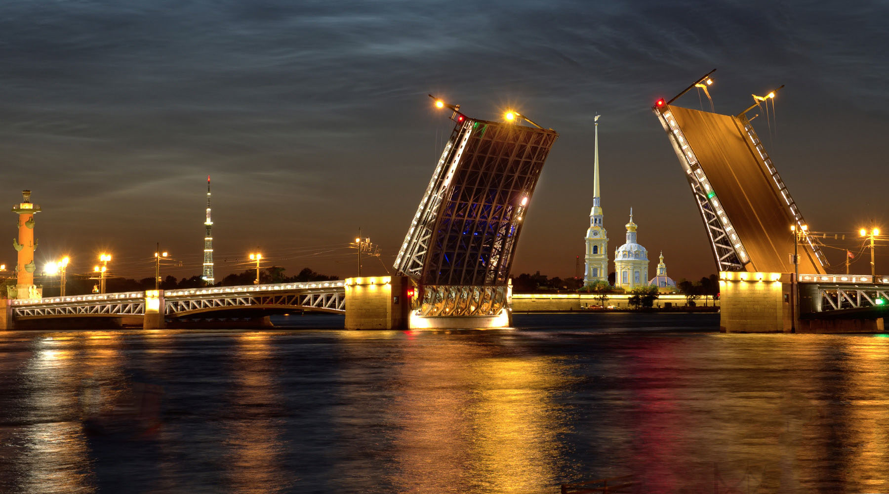 The Glories of St. Petersburg