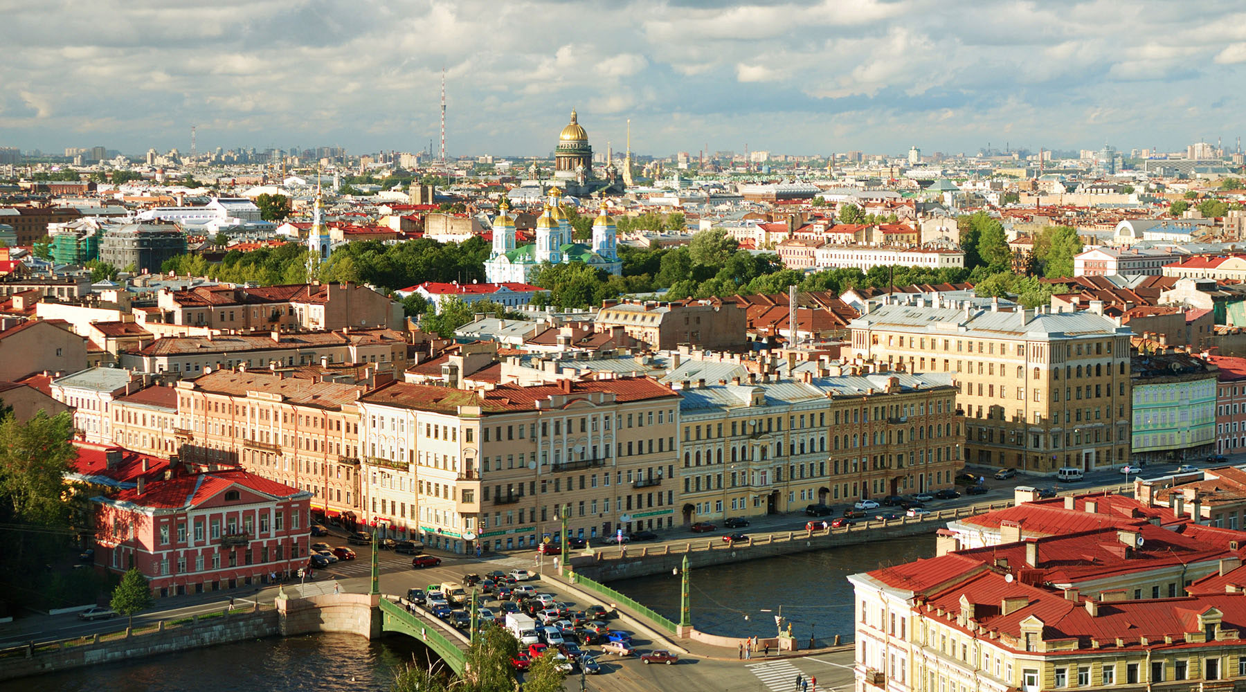 Destination Immersion® Experiences in St. Petersburg, Russia