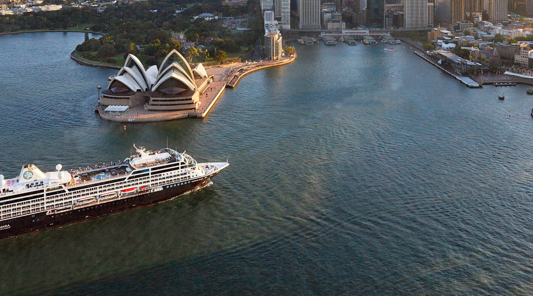 Australia & New Zealand Luxury Cruises
