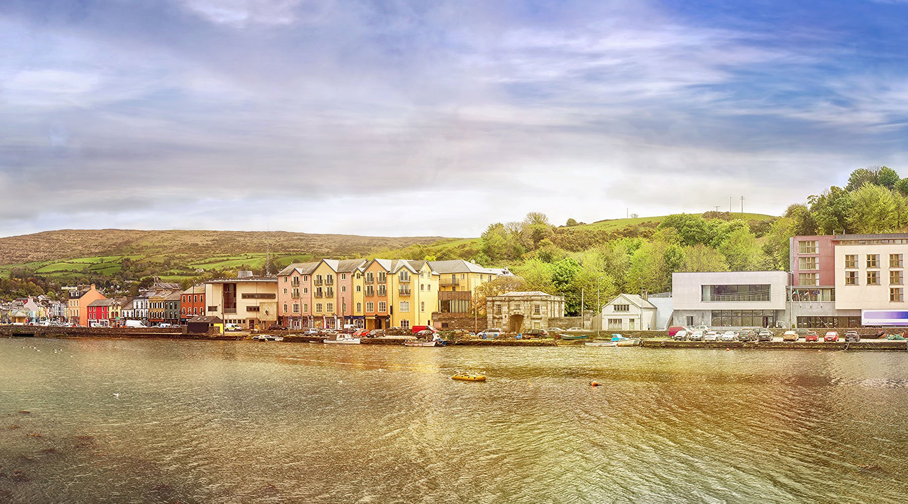 Bantry Harbour, Ireland