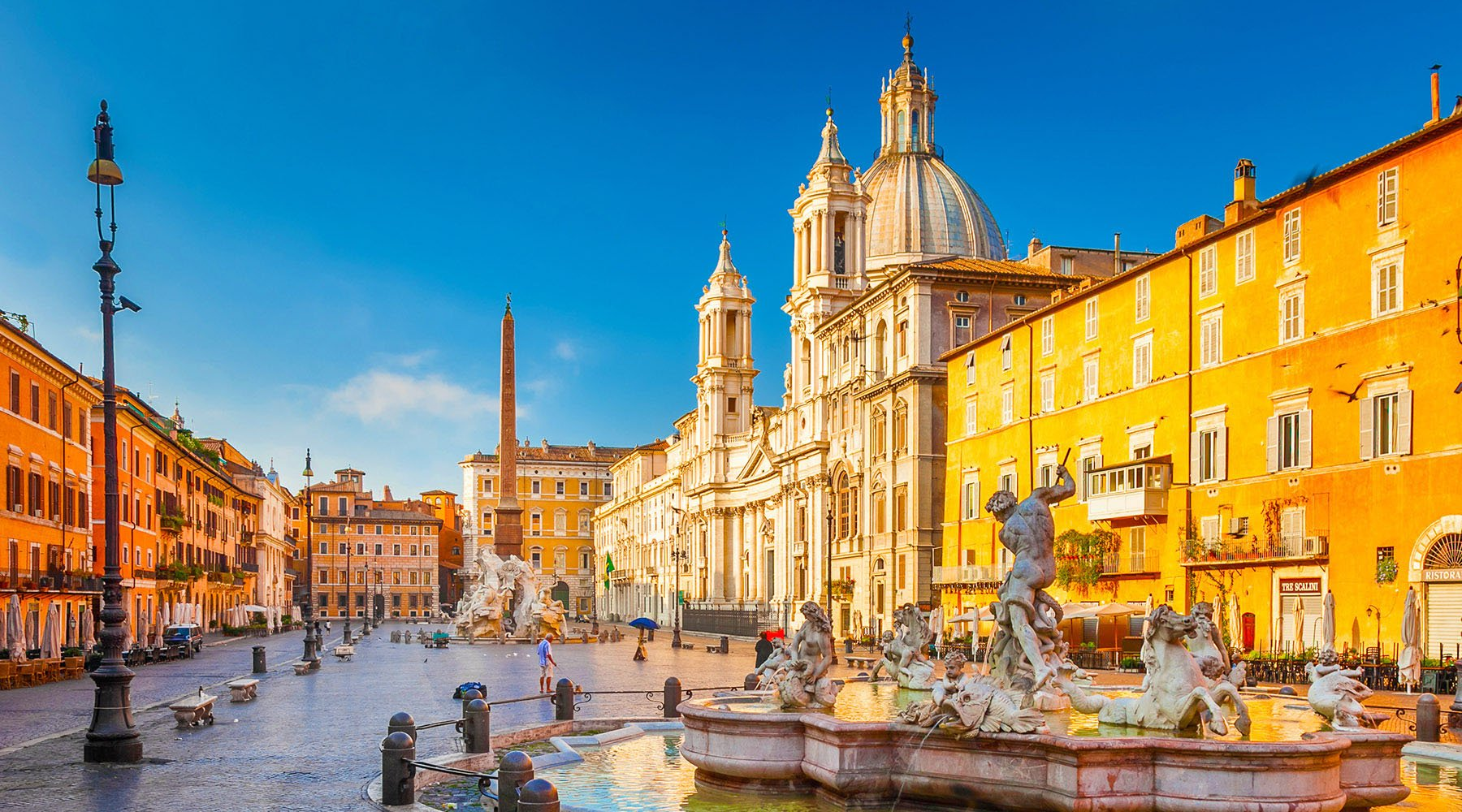 7-Night Western Med Voyage & 3-Night Post Rome Stay