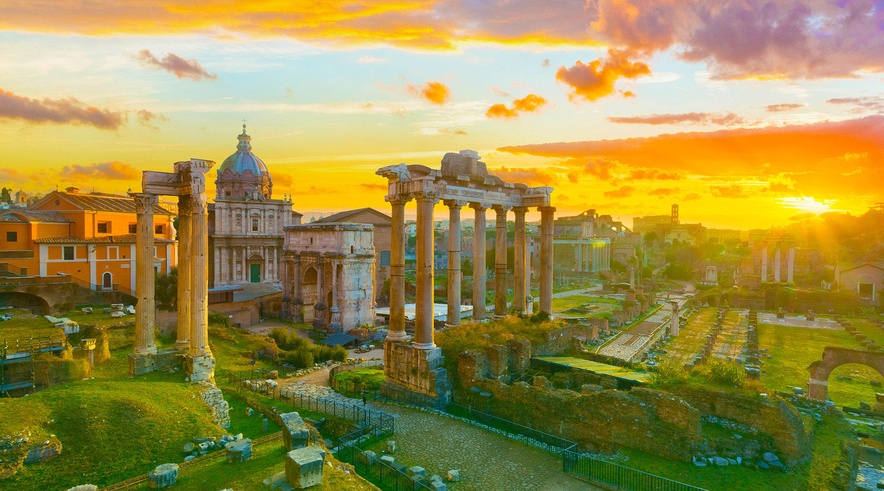 7-Night Med Voyage & 3-Night Post Rome Stay