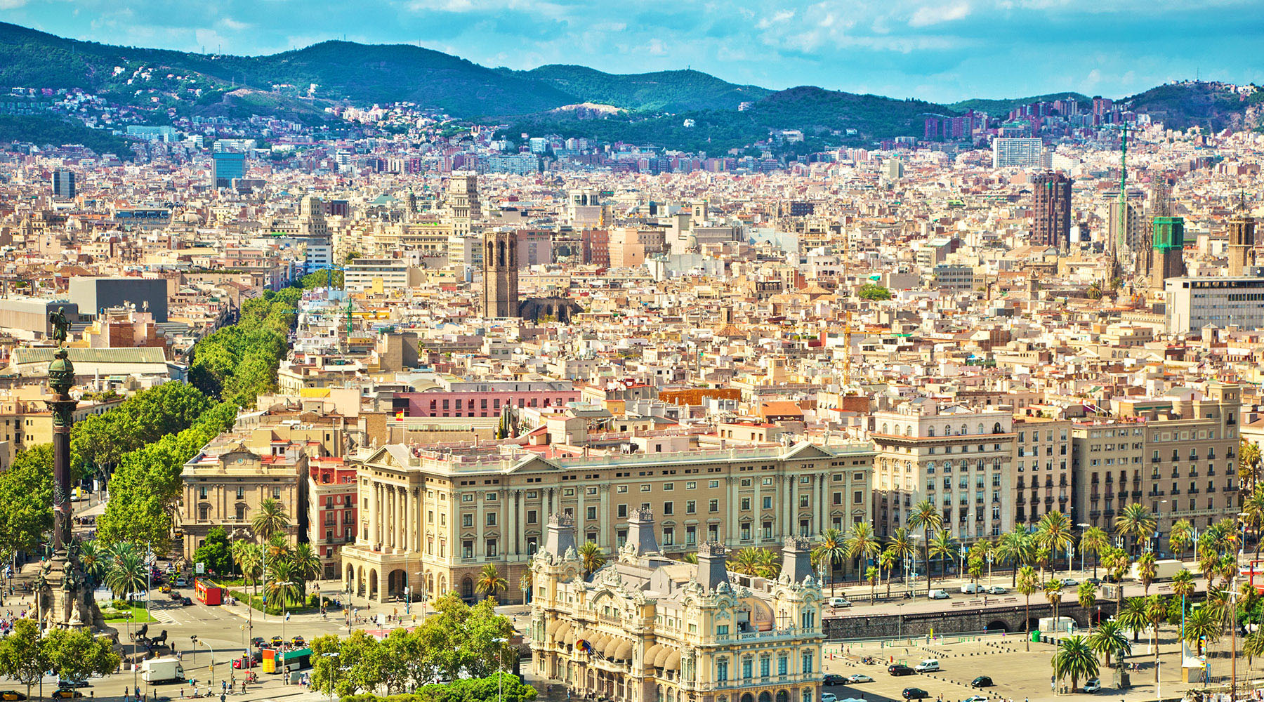 7-Night Rivieras & Vistas & 3-Night Pre Barcelona Stay
